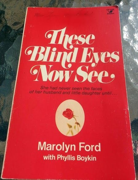 Image result for marolyn ford these bilnd eyes