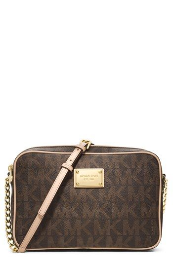 MICHAEL Michael Kors 'Large' East/West Crossbody available at #Nordstrom