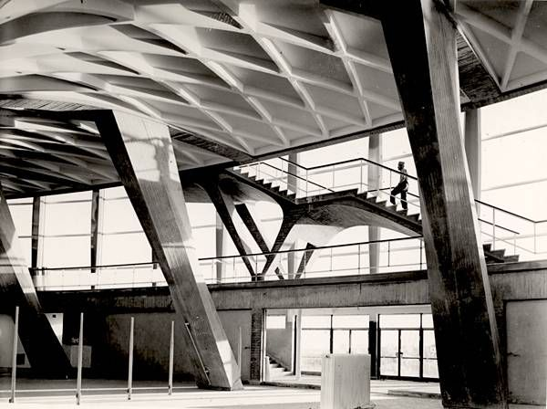 Exhibition: PIER LUIGI NERVI. Architecture as a challenge