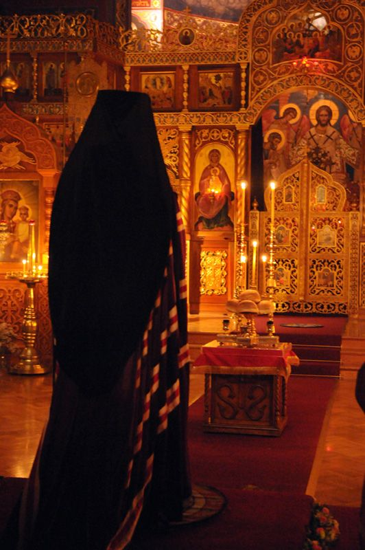 This is where I truly feel at home; in the beautiful & ancient christian faith of the Orthodox Church