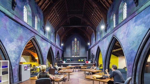 Cowork in a Church! | Adelaide Creative Spaces