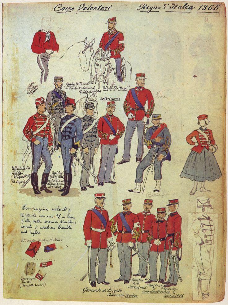 09 Corpo Volontari 1866