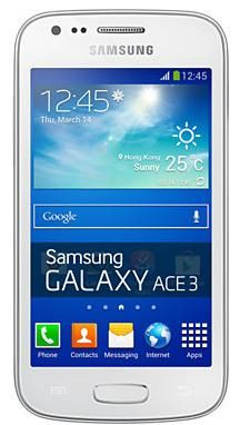 Update Samsung Galaxy Ace 3 DUOS GT-S7278U to Android 4.1.2 Jelly Bean ZMUANF1