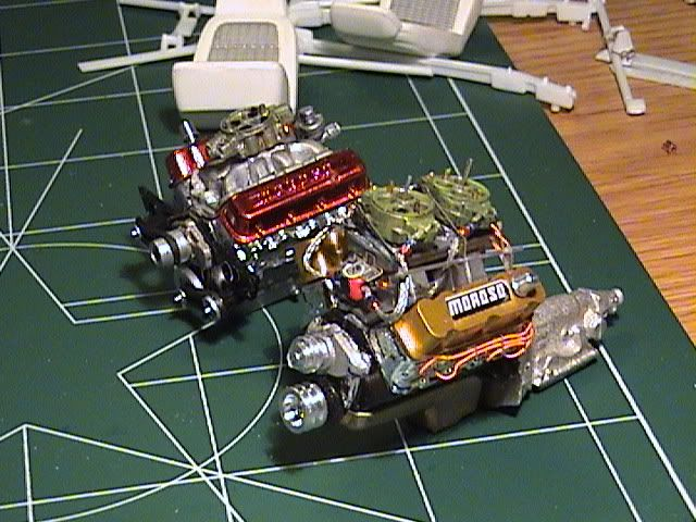 Show me your Engines - Post Dedicated to the Engine - Scale Auto Magazine - For building plastic & resin scale model cars, trucks, motorcycles, & dioramas