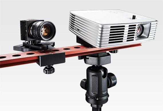 HP 3D Structured Light Scanner Pro