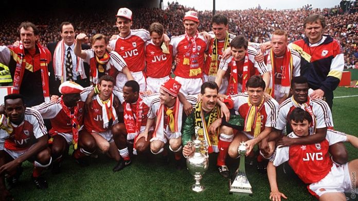 Champions 1991. The Almost Invincibles.