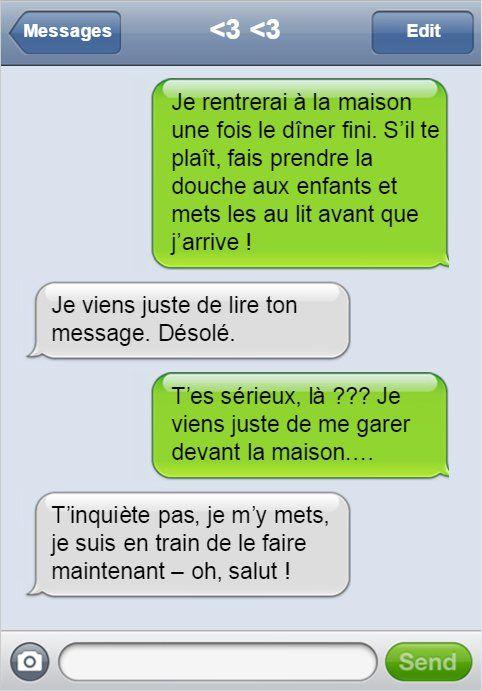 11 textos de couple à mourir de rire, qui vont illuminer votre journée : si vous êtes en couple, vous allez forcément vous y retrouver !