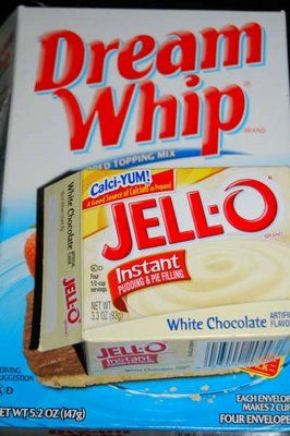Dream Whip Frosting