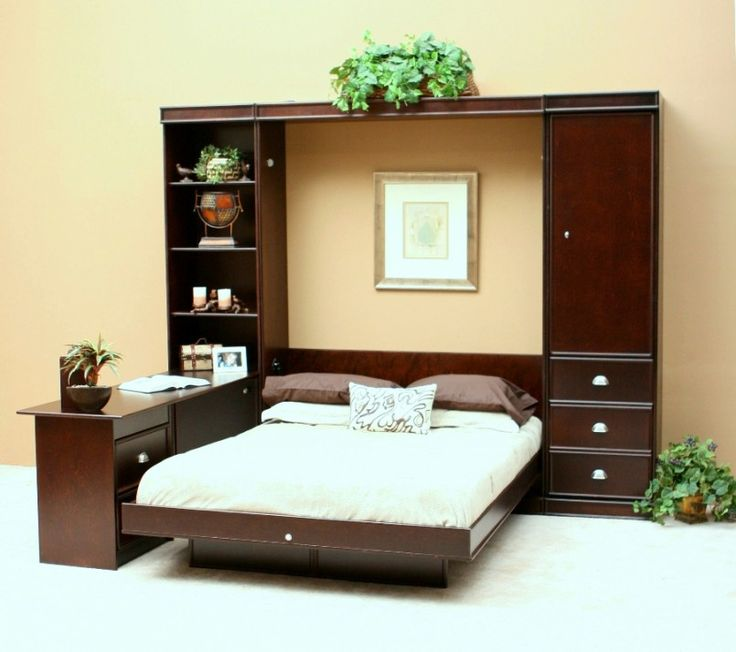 Murphy Bed Office Desk Combo : Murphy bed desk on inspiring ideas to