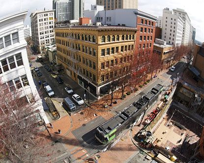 Downtown Portland, OR.....oh how i miss you!