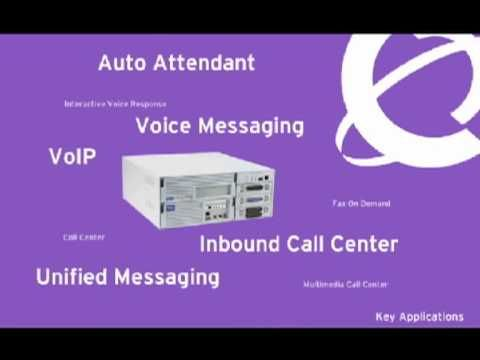 Nortel BCM 50 Business Communications Manager Demo