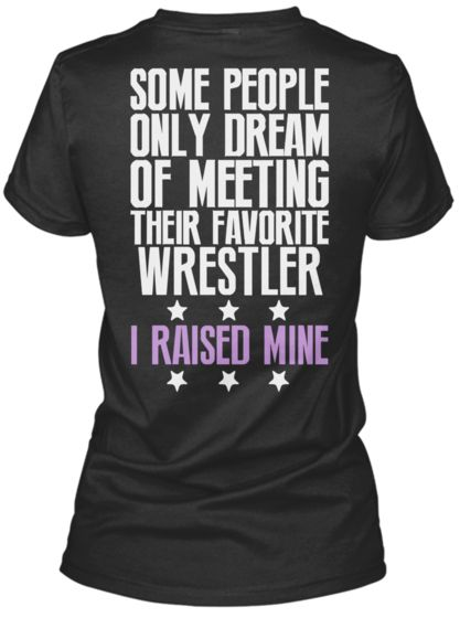 Wrestling Moms Limited Edition; I KNOW THIS IS MY FOOTBALL BOARD BUT MINE IS A FOOTBALL PLAYER AND A WRESTLER TOO!!