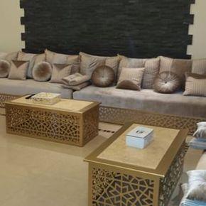 salon amrocain blanc casse salon pinterest casse. Black Bedroom Furniture Sets. Home Design Ideas