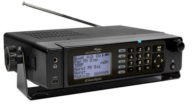 Whister TRX2, scanner, DMR, NXDN | Radios | Digital radio