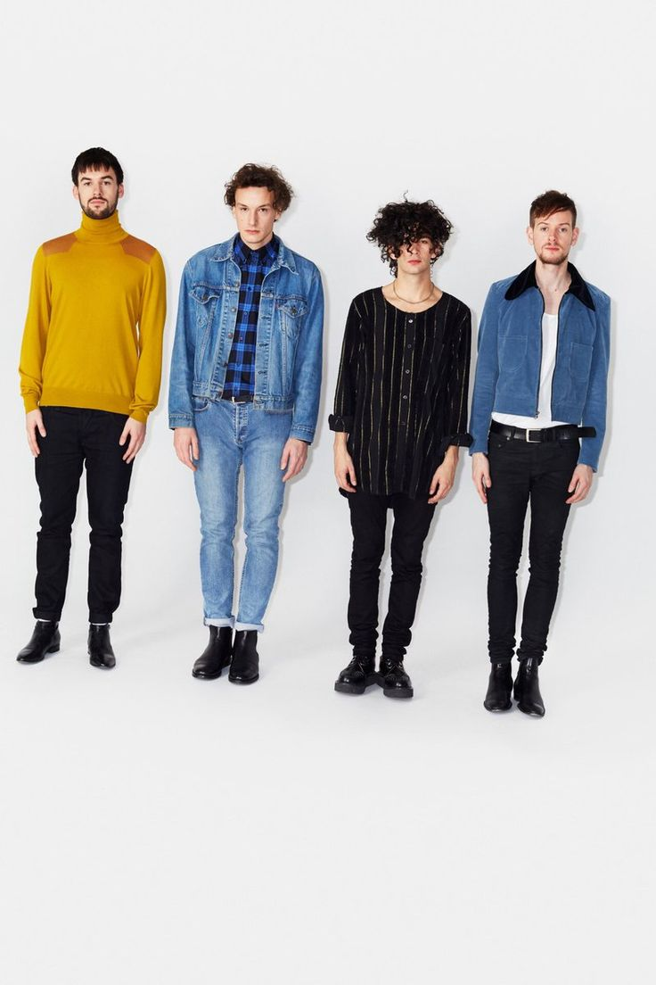 The 1975 on