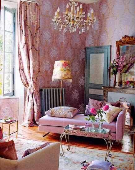 525 best The Shabby Chic Cottage images on Pinterest Bedrooms - salas vintage