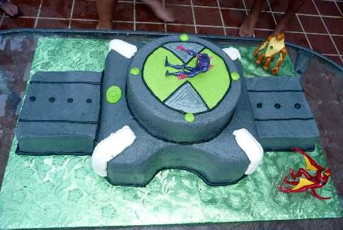 ben 10-Brodi would love for his bday!
