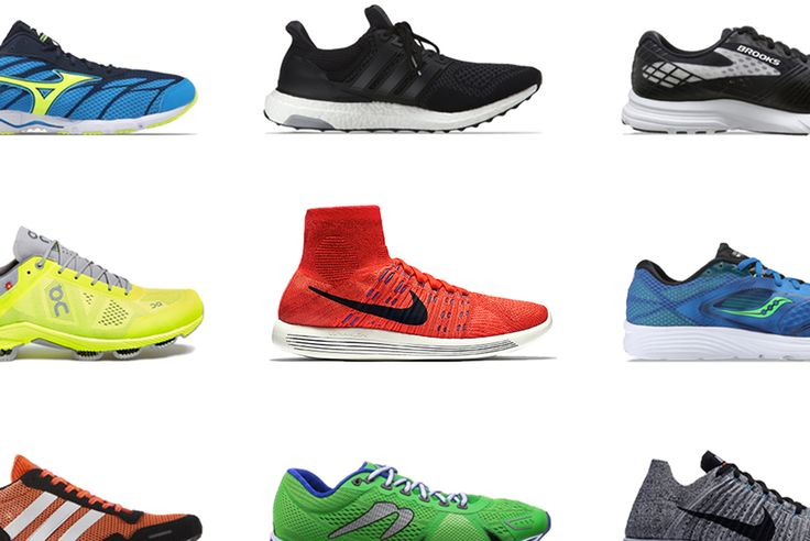 Our picks for the best mens road running shoes in 2016