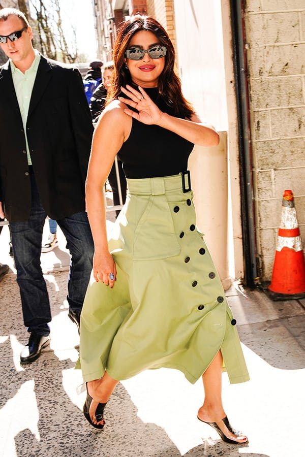 6 Priyanka Chopra Outfits That Are So Easy To Copy Outfits Fashion Celebrity Street Style