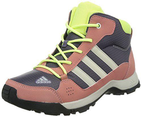 adidas Hyperhiker, Unisex-Kinder Trekking- & Wanderstiefel, Mehrfarbig (Ash Purple S15-St/Core Black/Raw Pink F15), 31 EU (12.5 Kinder UK) - http://on-line-kaufen.de/adidas/31-adidas-hyperhiker-unisex-kinder-trekking-2
