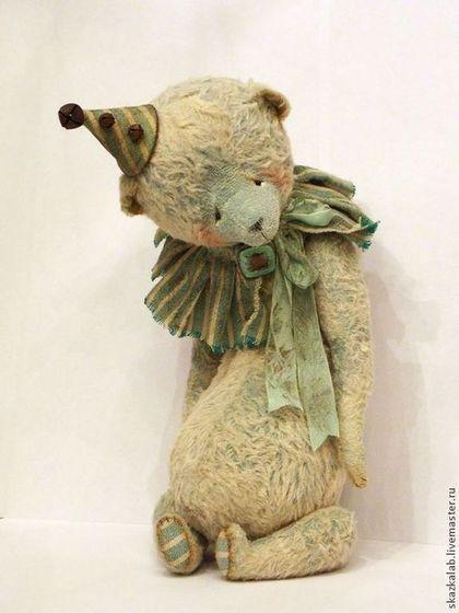 Мишки Тедди ручной работы: Мото. Handmade.