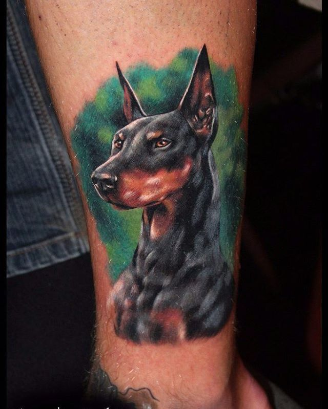 13 Darling Doberman Tattoos – staciemayer.com