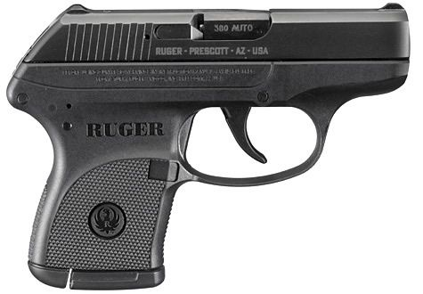 Ruger® LCP® Centerfire Pistol Models LCP 380 if needed for summer months to conceal