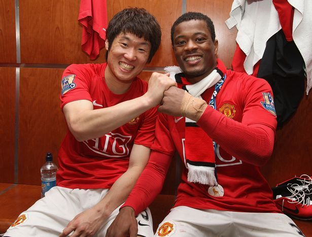 nice Patrice Evra wants to star in Hollywood reboot with former teammate Park Ji-Sung Check more at https://epeak.info/2017/02/25/patrice-evra-wants-to-star-in-hollywood-reboot-with-former-teammate-park-ji-sung/