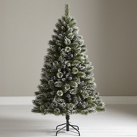 Whilst we do love a real Christmas tree, our head's have been turned by the many hard-to-spot-the-difference faux versions at John Lewis. Invest in one now and save yourself an average £40 each year in the long run.