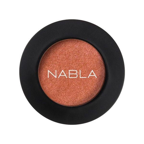 Prachtige losse (hoog gepigmenteerde) oogschaduw van Nabla Cosmetics! Kleur APHRODITE ; Koper/Coral kleur Zowel nat als droog aan te brengen! Crueltyfree & Vegan Makeup, zonder parabenenen siliconen etc. Inhoud: 2,5g