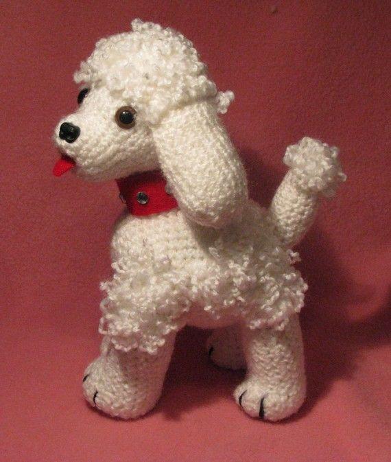 Free Amigurumi Poodle Pattern : Best poodle addiction images on pinterest poodles