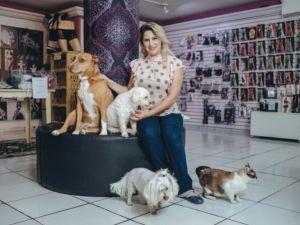 Protetora aumenta faturamento de loja ao abrigar animais resgatados em SP - ANDA - Agência de Notícias de Direitos Animais