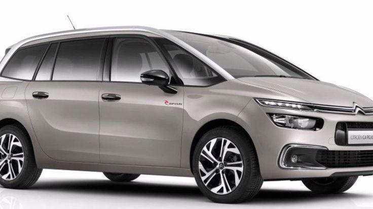 Citroën C4 Picasso Rip Curl Edition