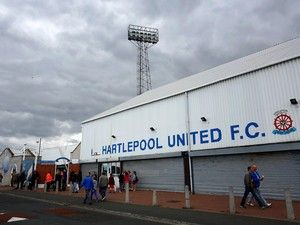 Hartlepool United chairman Gary Coxall steps down