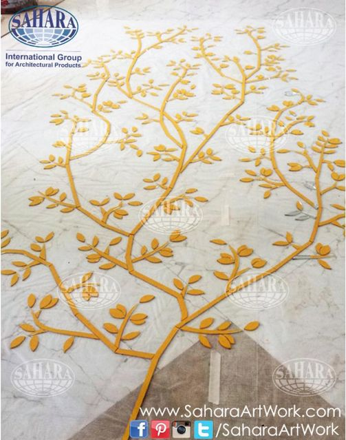 Coming soon! Tree-shaped mirrors from one of our signature projects in Abu Dhabi. Stay tuned!