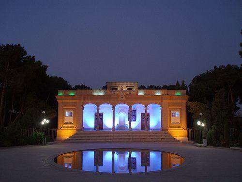 Zoroastriană templu foc Atash Behram. Zoroastrism