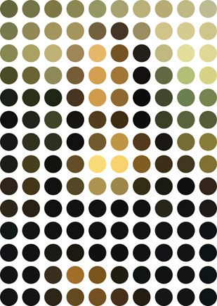 Mona Lisa Dots