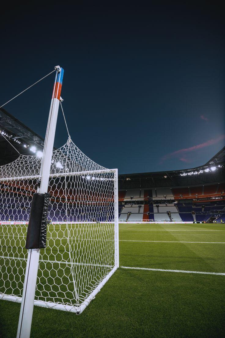 #Lyon Olympic Stadium, Décines-Charpieu, France  #Canon - Canon EOS 6D Mark II, 1/30s, f/4, 16mm, ISO 100