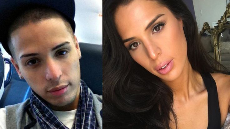 Boy to Girl Transformation - Carmen Carrera