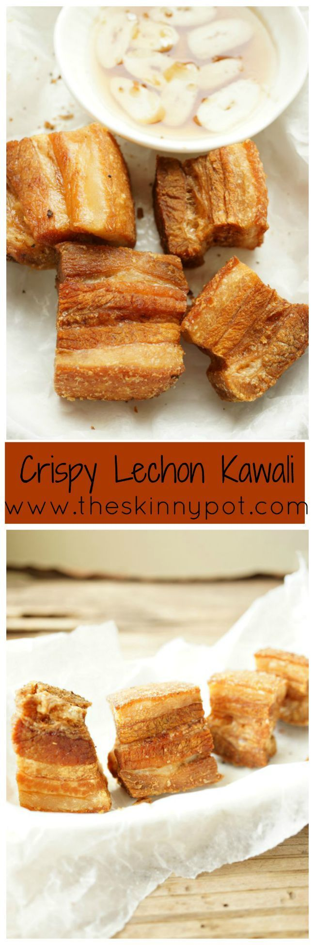 HOW TO COOK CRISPY LECHON KAWALI -FILIPINO CRISPY FRIED PORK BELLY