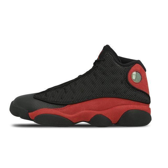 NIKE AIR JORDAN 13 Original Mens Basketball Shoes High upper Height  Increasing Waterproof Sneakers For Men