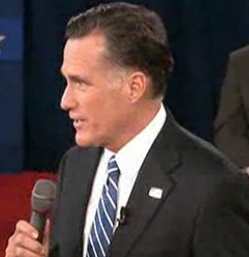 Mitt Romney's 5 Biggest Lies During the First Half of the Town Hall Debate