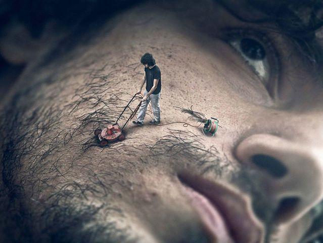 26 Mind-Bending Dreams Turned into Marvelous Photoshop Artworks