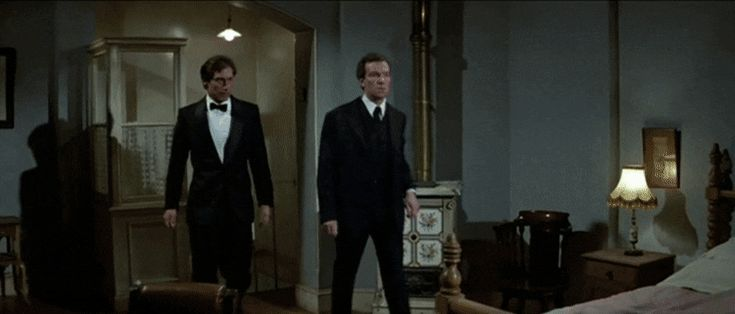 """Loved this moment from Timothy Dalton's first James Bond movie """"The Living Daylights"""""""