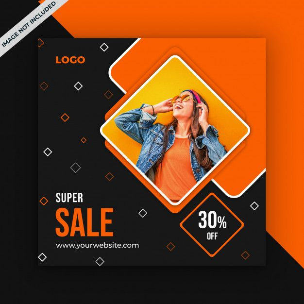 social media branding design