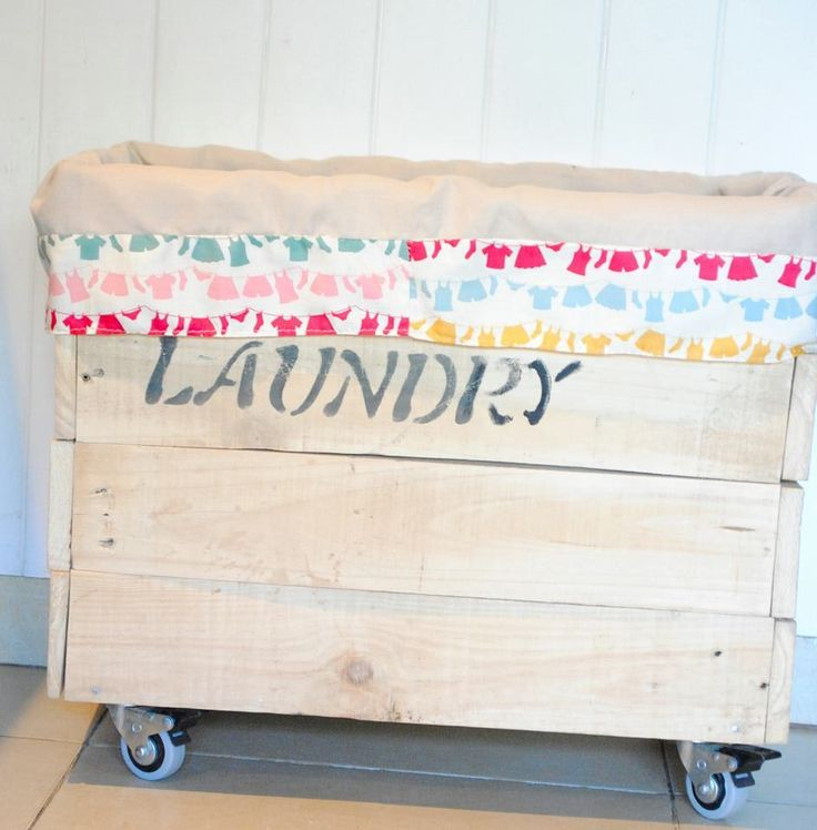 Canasto ropa