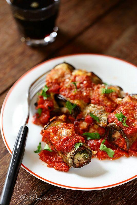 Parmigiana d'aubergines, la version des Pouilles