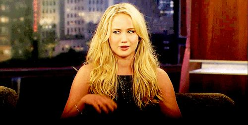 Buzz feed Jennifer Lawrence would play my best friend in the movie version of my life. Awesome :)