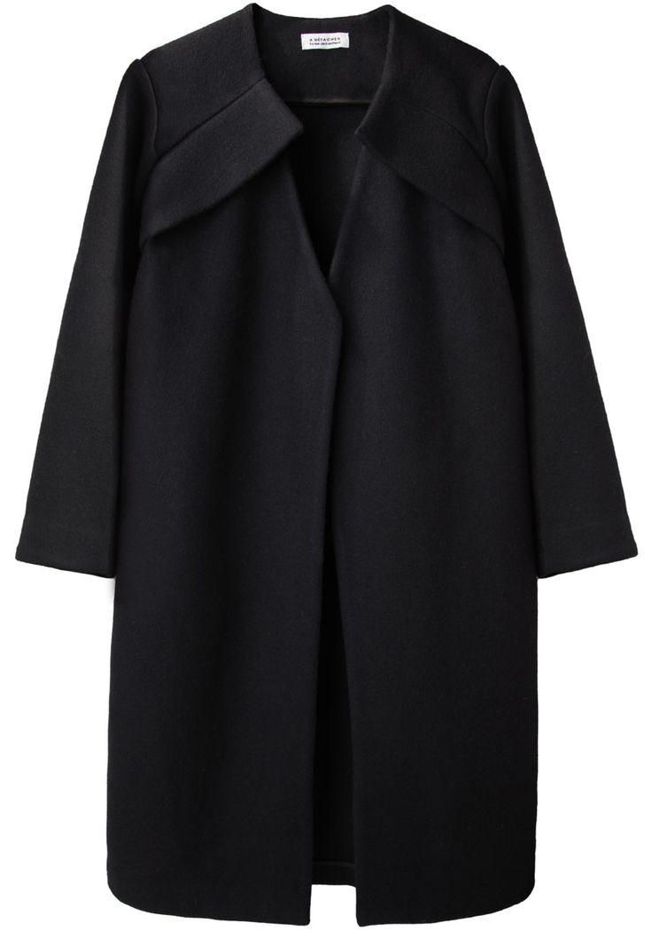A Détacher / Cornelia Coat | La Garçonne