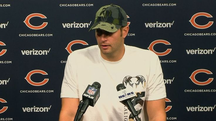 Jay Cutler on returning from injury